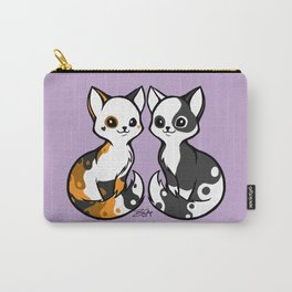 Yinyang Sisters Carry-All Pouch