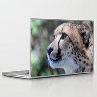 cheetah Laptop & iPad Skins featuring Cheetah by Dr. Tom Osborne
