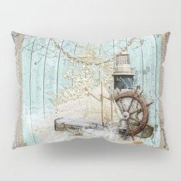 Sailor Pillow Sham