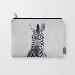 Zebra - Colorful Carry-All Pouch