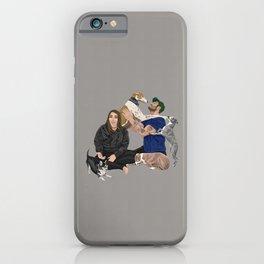 Happy Family iPhone Case