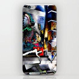 Bowery Graffiti iPhone Skin