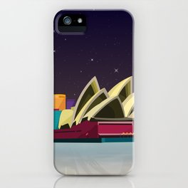 City Sydney iPhone Case