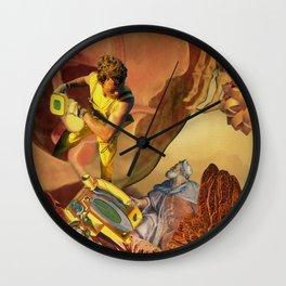 Female Pelvis Wall Clock