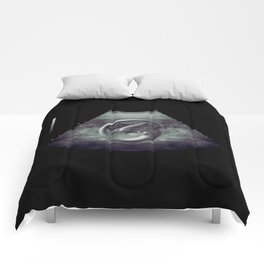 Alien on board - Ultrasound Comforters