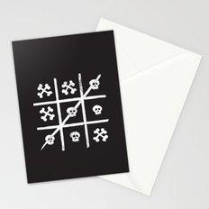 Skull + Bones Stationery Cards