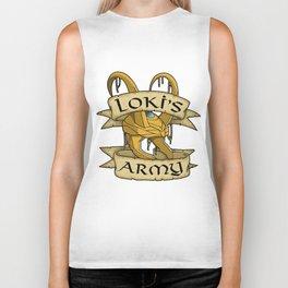 Loki's army Biker Tank