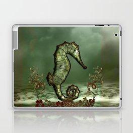 Wonderful seahorse Laptop & iPad Skin