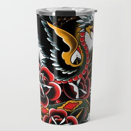Eagle serpent Travel Mug