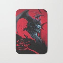 Devilman Bath Mat