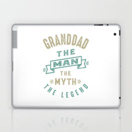 Granddad The Legend Laptop & iPad Skin