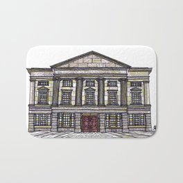 Shrewsbury Museum and Art Gallery, Original Bath Mat