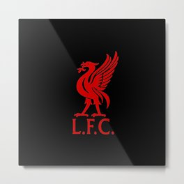 LFC Metal Print
