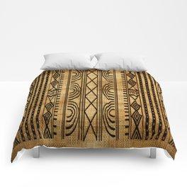 African Weave Comforters
