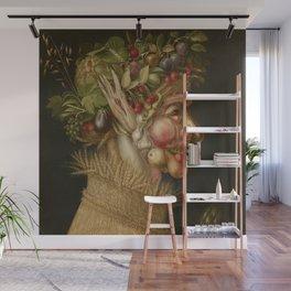 Giuseppe Arcimboldo - Summer Wall Mural