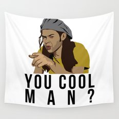 Dazed and Confused: Slater Wall Tapestry