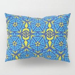 Peak Ascension Color Pattern Pillow Sham
