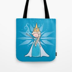 The Ice Queen Tote Bag
