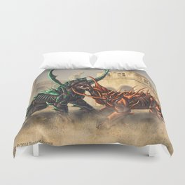 Lurhound Duvet Cover
