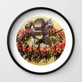 Eddy Canada Wall Clock