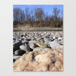 By the Rivers of Babylon Canvas Print