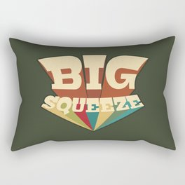 Big Squeeze Rectangular Pillow