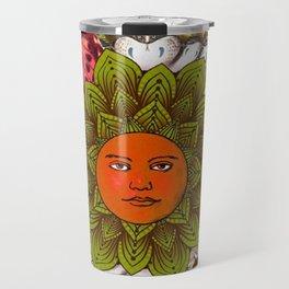 Energy Of The Sun Travel Mug