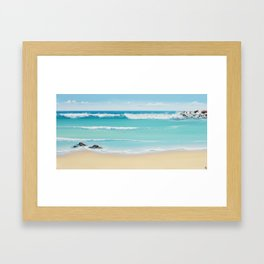 Gentle Dreams Framed Art Print