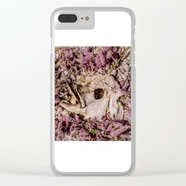 In Memorium Clear iPhone Case