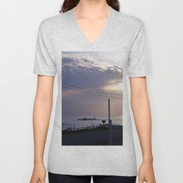 Sun on a Stick Unisex V-Neck