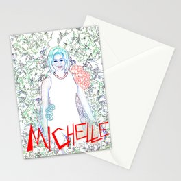 The Wondrous Michelle Stationery Cards