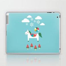 The Snowy Day Laptop & iPad Skin