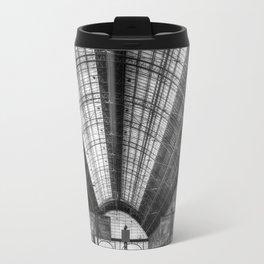 Budapest Keleti Railway Station Travel Mug