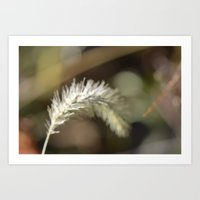 blur Art Prints featuring blur by Dottie