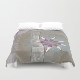 Turk In The Altogether Flowers  ID:16165-065856-95341 Duvet Cover