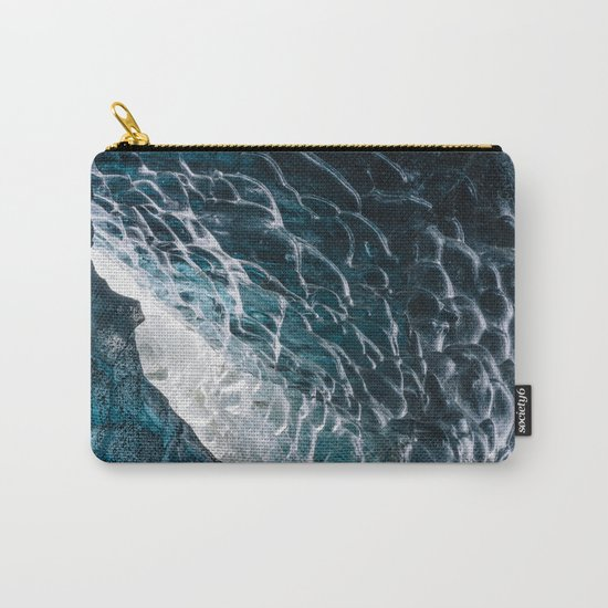 Cave of waves Carry-All Pouch