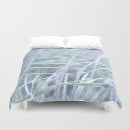 Wind Through the Grass Duvet Cover