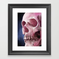 Skull 7 Framed Art Print