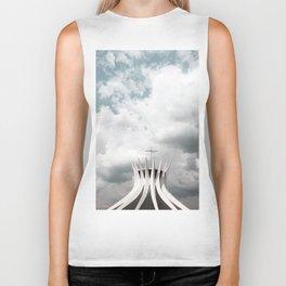 Cathedral | Brasília | Brazil Biker Tank