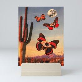 Butterfleyes Mini Art Print