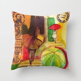 Guadalajara Throw Pillow