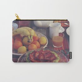 Food photography, fruit still life, kitchen wall art, bed & breakfast, food porn, fine art Carry-All Pouch