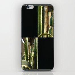 Cactus Garden Blank Q2F0 iPhone Skin