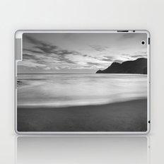 Silver sea. BN Laptop & iPad Skin