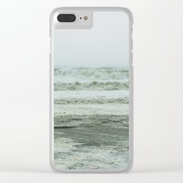 The Storm Inside You Clear iPhone Case