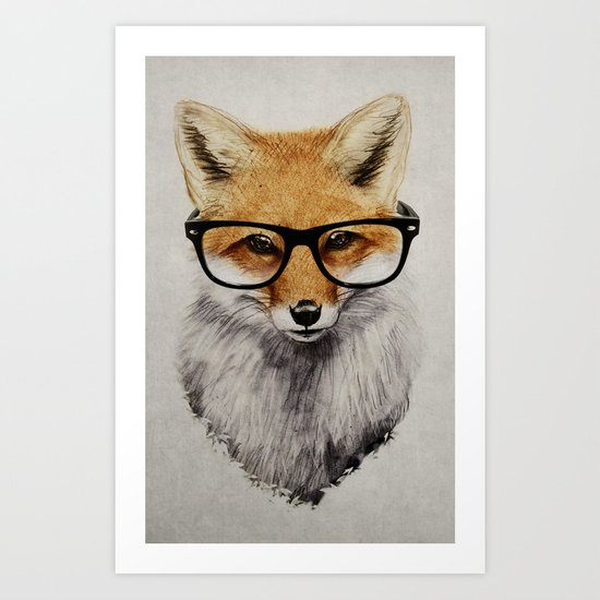 Mr. Fox by isaiahstephens