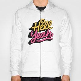 hell yeah 002 Hoody