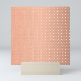 Art Deco Pattern 1 [ROSE GOLD] Mini Art Print