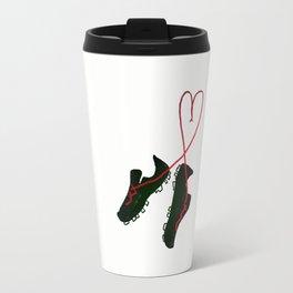 Soccer Love Travel Mug