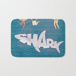 Shark Sighting Bath Mat